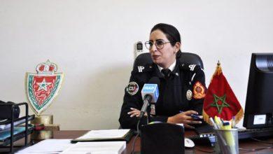 Photo of غزلان باسو.. أو النموذج المثالي لضابطة شرطة في خدمة السلامة الطرقية
