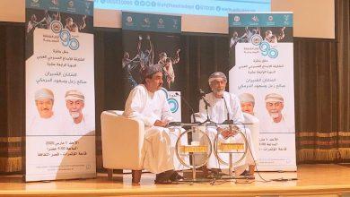 Photo of تكريم صالح زعل وسعود الدرمكي في أيام الشارقة المسرحية (فيديو)