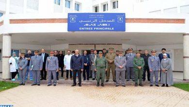Photo of أطر طبية عسكرية تحل بالحسيمة للمساهمة في تعزيز العرض الصحي بالإقليم