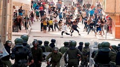 Photo of تقرير المجلس الوطني لحقوق الإنسان يسرد تفاصيل أعمال العنف الدموية الصادرة عن محتجي أحداث الحسيمة