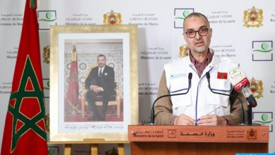 Photo of فيديو: التصريح المسائي لمدير مديرية علم الأوبئة حول مستجدات فيروس كورونا بالمغرب