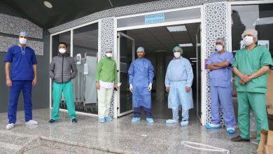 Photo of كوفيد 19: إحداث مستشفى ميداني مؤقت بالدار البيضاء بسعة تناهز 700 سرير