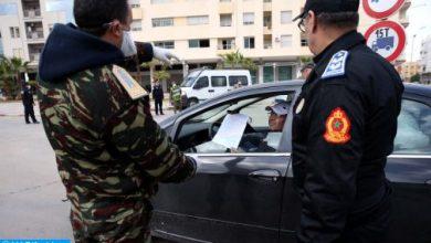 Photo of حالة الطوارئ الصحية: العمليات الأمنية تسفر عن توقيف 2268 شخصا خلال ال24 ساعة الماضية
