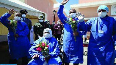 Photo of سبع حالات متعافية من فيروس كورونا تغادر مستشفى الأمير مولاي عبد الله بسلا