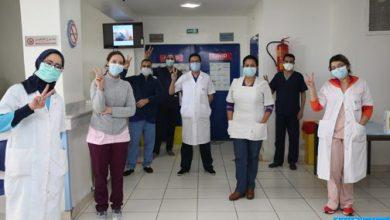 Photo of تسجيل 282 حالة شفاء منذ بداية وباء كورونا بجهة مراكش آسفي