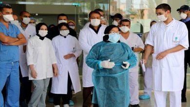 Photo of كوفيد-19: عشر حالات شفاء جديدة بالمركز الاستشفائي الجامعي بمراكش