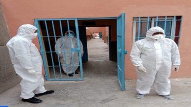 Photo of بالأرقام: إجراء اختبارات خاصة للكشف عن فيروس كورونا لعينات داخل مختلف المؤسسات السجنية بالمغرب
