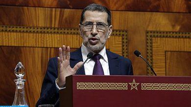 Photo of النقاط الرئيسية لتدخل رئيس الحكومة سعد الدين العثماني خلال الجلسة المشتركة لمجلسي البرلمان