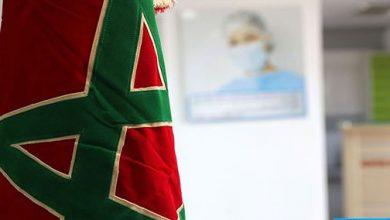 Photo of صورة بيانية: الحالة الوبائية بالمغرب إلى حدود عصر اليوم الجمعة