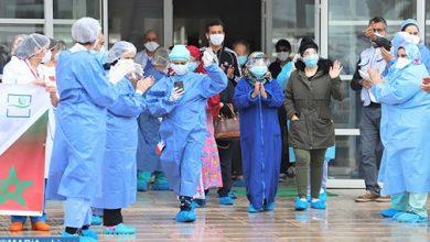 Photo of فيروس كورونا: حالات الشفاء بالمغرب إلى حدود عصر اليوم الأحد