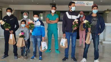 Photo of فيروس كورونا: تسجيل 168 حالة شفاء جديدة بالمغرب ترفع العدد الإجمالي إلى 1424 حالة