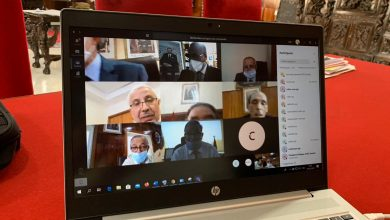 Photo of الرئيس الأول لمحكمة النقض يتواصل مع رؤساء محاكم الاستئناف
