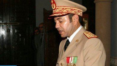 Photo of برقية ولاء وإخلاص مرفوعة إلى الملك من أسرة القوات المسلحة الملكية بمناسبة الذكرى 64 لتأسيسها