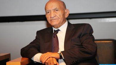 "Photo of أسرة آيت أحمد وجبهة القوى الاشتراكية ""يشيدان بمناقب"" الراحل عبد الرحمان اليوسفي"