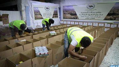 Photo of وكالة بيت مال القدس  تقدم دعما عينيا لمستشفيات القدس لدعم جهود القطاع الصحي بالمدينة