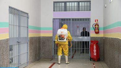 Photo of جائحة كورونا: مندوبية السجون تعرض مستجدات الوضع الصحي داخل المؤسسات السجنية