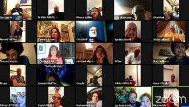 "Photo of كوفيد 19: مسلمون ويهود ومسيحيون يجتمعون حول ""إفطار جماعي"" افتراضي"