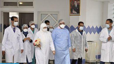 Photo of تفاصيل الحالة الوبائية بالمغرب إلى حدود عصر اليوم الأحد (+ صورة بيانية)