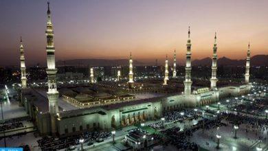 Photo of المسجد النبوي يعيد فتح أبوابه للمصلين بعد إغلاق دام أكثر من شهرين