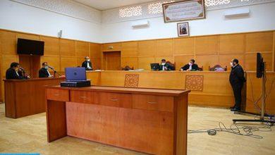 Photo of عقد 330 جلسة وإدراج 5006 قضايا بمختلف محاكم المملكة منذ انطلاق عملية التقاضي عن بعد