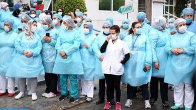 Photo of صورة بيانية: مستجدات الحالة الوبائية بالمغرب إلى حدود العاشرة من صباح اليوم الأحد