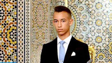 Photo of صورة: الذكرى ال17 لميلاد ولي العهد الأمير مولاي الحسن (+ تفاصيل عن انشطته)
