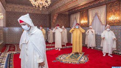 Photo of أمير المؤمنين الملك محمد السادس يحيي ليلة القدر المباركة في إطار احترام الحجر الصحي