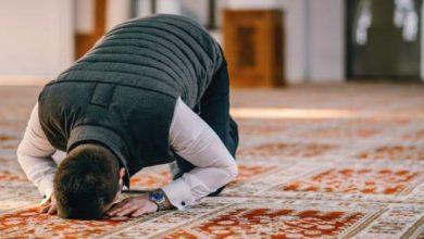 Photo of صور: شخص يعلم كيفية أداء الصلاة مقابل 5000 درهم
