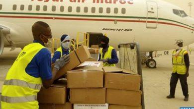 Photo of وصول مساعدات طبية مغربية إلى موريتانيا بتعليمات من الملك محمد السادس