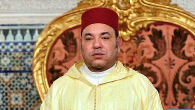Photo of الملك يبعث ببرقية تعزية ومواساة إلى أفراد أسرة المرحوم عبد الصمد دينية