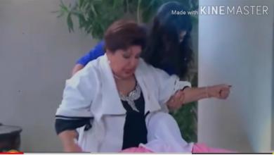 Photo of فيديو: تقرير عن حالة الفنانة رجاء الجداوي وجديد أخبارها مع فيروس كورونا