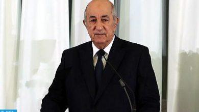 Photo of تعديل وزاري بالجزائر يشمل عدة حقائب
