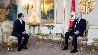 Photo of بوريطة ينقل رسالة شفوية من الملك محمد السادس إلى الرئيس التونسي