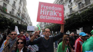 Photo of إيداع ثلاثة من نشطاء الحراك الجزائري الحبس المؤقت