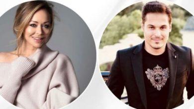 Photo of المصمم محمد عياض صاحب شركة Le mariage في بث مباشر مع المصممة تمارا رالف