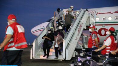 Photo of تطوان: عودة 302 مغربيا من العالقين بتركيا بسبب جائحة فيروس كورونا المستجد