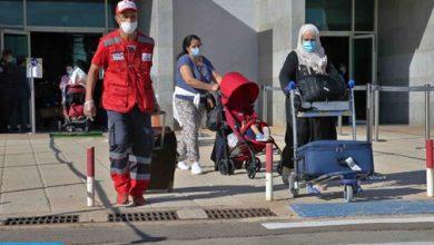 Photo of إعادة المغاربة العالقين بالخارج.. تواصل العملية من فرنسا