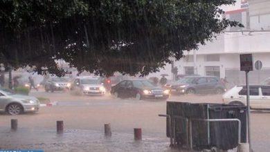 Photo of أحوال الطقس بالمغرب: الرعد القوي في بعض المناطق والحرارة في أخرى