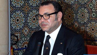 Photo of الملك يبعث ببرقية تعزية ومواساة إلى أفراد أسرة المرحوم عبد العظيم الشناوي