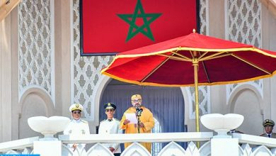 Photo of بلاغ لوزارة القصور الملكية حول تأجيل جميع الأنشطة والاحتفالات والمراسم الخاصة بذكرى عيد العرش