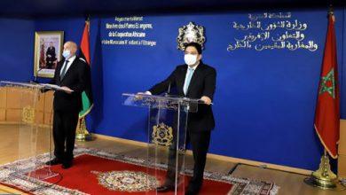 "Photo of بوريطة: مبادرة مجلس النواب الليبي تشكل تطورا ""جد إيجابي"" لتطوير اتفاق الصخيرات"