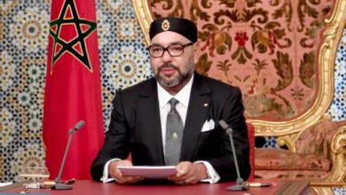 Photo of جلالة الملك: العناية التي أعطيها لصحة المواطن المغربي وسلامة عائلته هي نفسها التي أخص بها أبنائي وأسرتي الصغيرة
