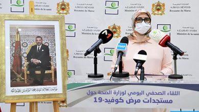 Photo of النقاط الرئيسية في تصريح هند الزين حول مستجدات الحالة الوبائية بالمغرب