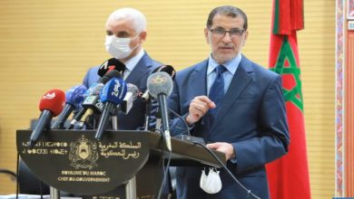 Photo of ملخص الندوة المشتركة لرئيس الحكومة ووزير الصحة حول المرحلة 3 من عملية تخفيف الحجر الصحي