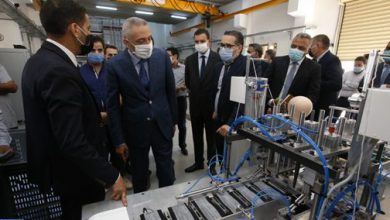 Photo of الدار البيضاء: تقديم جهاز 100 في المائة مغربي لتصنيع الكمامات الواقية