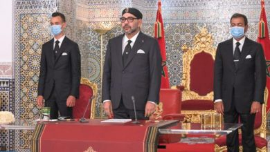 Photo of نص خطاب الملك محمد السادس إلى الأمة بمناسبة عيد العرش المجيد