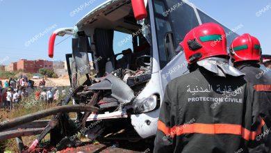 """Photo of أكادير: مصرع 12 شخصا وإصابة 36 آخرين في حادثة سير على مستوى جماعة """"امسوان"""""""