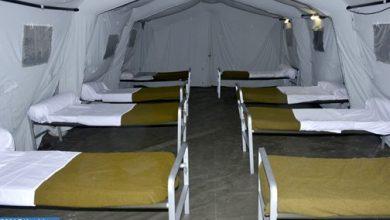 Photo of كوفيد 19: النقط الرئيسية بشأن وضعية المستشفيات الميدانية بجهة الدار البيضاء سطات
