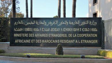 Photo of وزارة الخارجية: المملكة المغربية تتابع بانشغال الأحداث الجارية منذ بضع ساعات في مالي