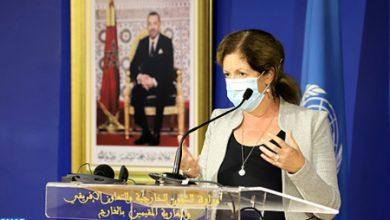 Photo of مسؤولة أممية: المغرب يقدم دعما ثابتا ومتواصلا لجهود الأمم المتحدة في ليبيا